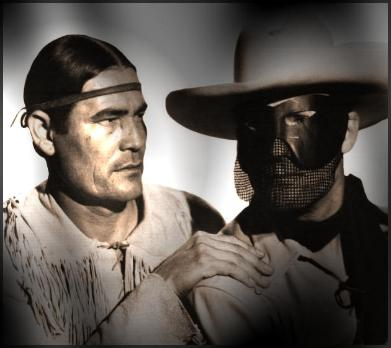 The Lone Ranger movie serials